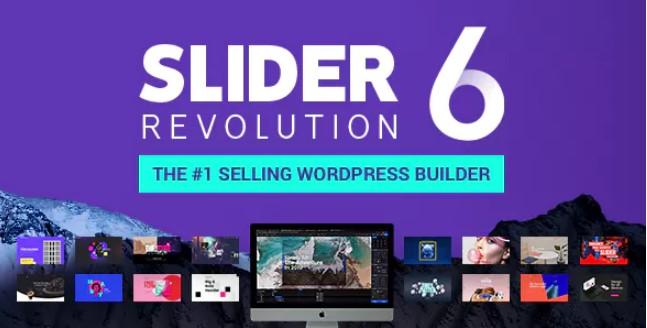 Slider Revolution响应WordPress插件