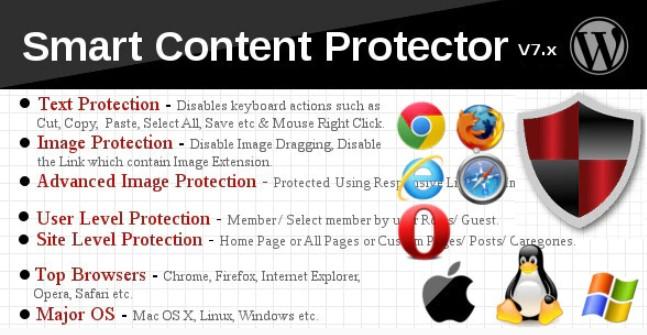 智能内容保护器