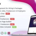 Workreap  - 自由市场WordPress主题