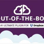 开箱即用 - 适用于WordPress的Dropbox插件