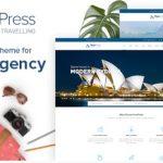 TourPress  - 旅行预订WordPress主题