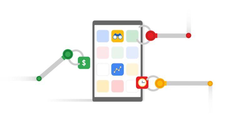 Google广告扩展了应用广告的展示位置选项