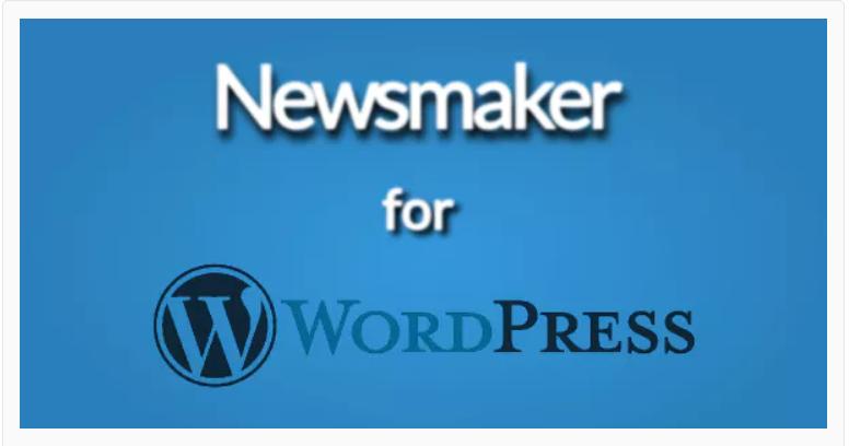 WrdPress的新闻人员,用户生成的插件