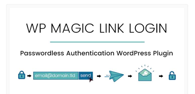 WP Magic Link登录