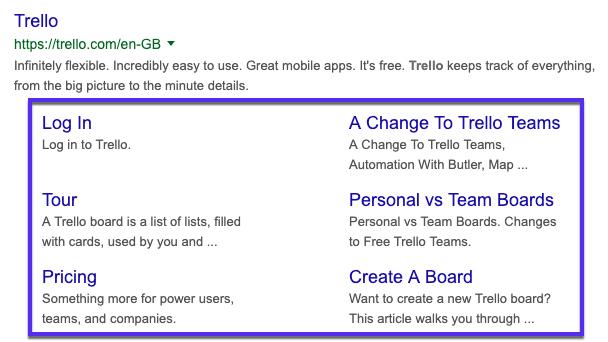 Trello Google附加链接