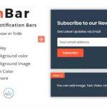 HashBar Pro  -  WordPress通知栏