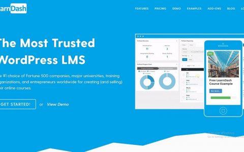 LearnDash v3.0.7.1  -  WordPress插件+插件包