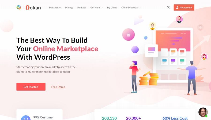 Dokan Pro WordPress插件