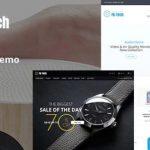 FB Tech  - 数字商店RTL WooCommerce主题