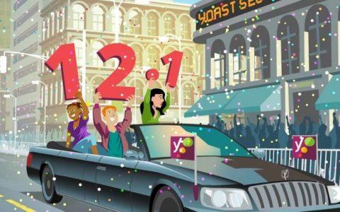 Yoast SEO v12.1  - 排名第一的WordPress SEO插件+附加組件