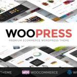 WooPress  - 响应式电子商务WordPress主题