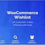 WooCommerce的愿望清单