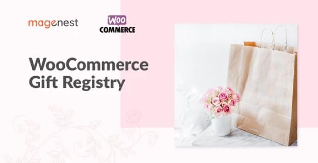 Woocommerce礼品注册