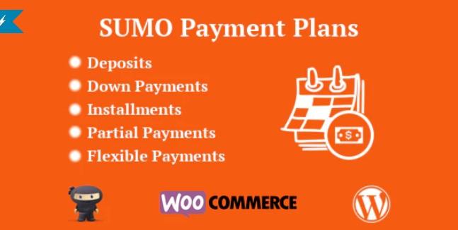 SUMO WooCommerce付款计划