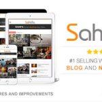 Sahifa-响应式WordPress新闻主题