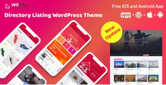Wilcity-目录列表WordPress主题