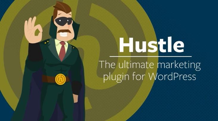 Hustle Pro WordPress插件