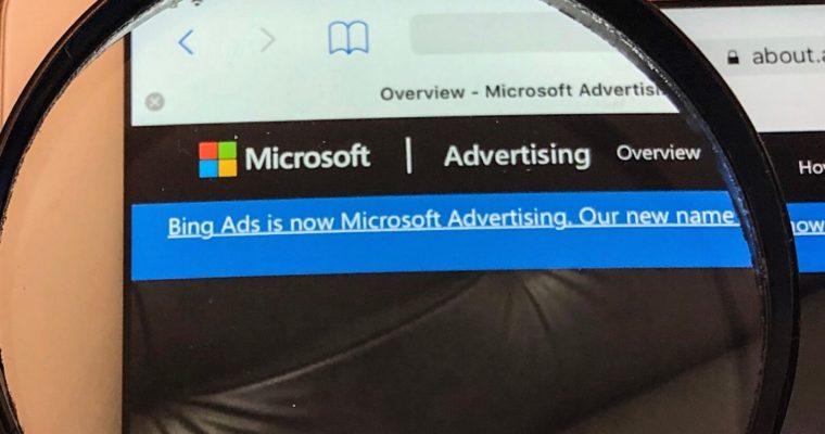 Microsoft Advertising现在识别购物广告系列中的否定关键字冲突