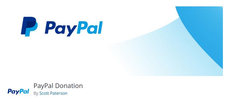 PayPal捐赠,捐赠插件
