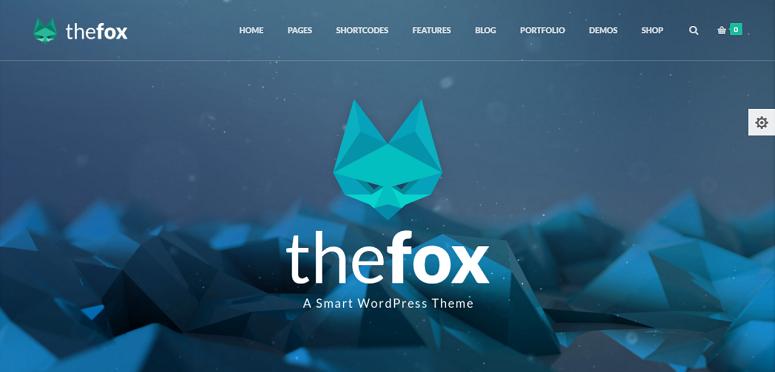 TheFox,杂志主题,杂志wordpress主题