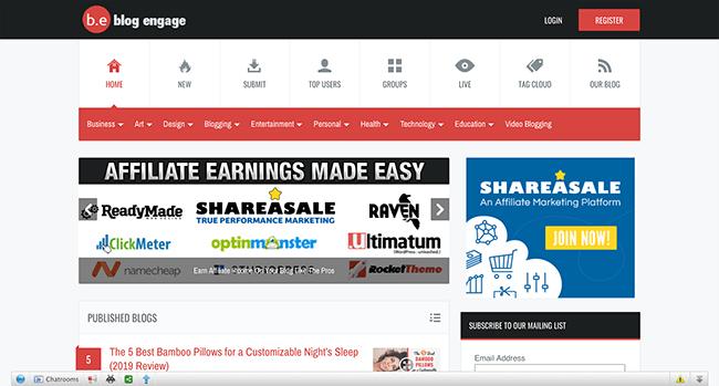 blogengage