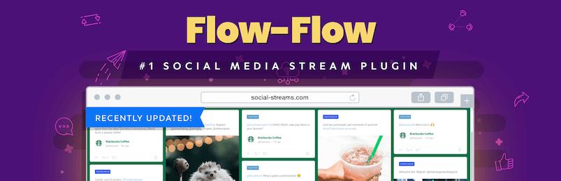 Flow Flow社交流WordPress插件