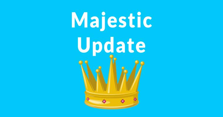 Majestic更新反向链接工具 - 您可能需要查看此内容