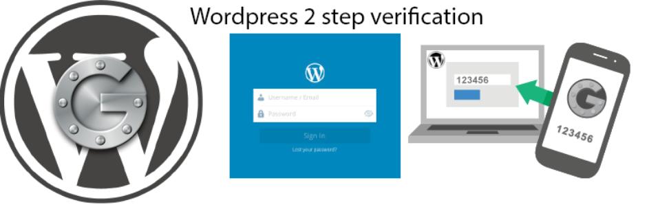 wordpress 2步验证插件
