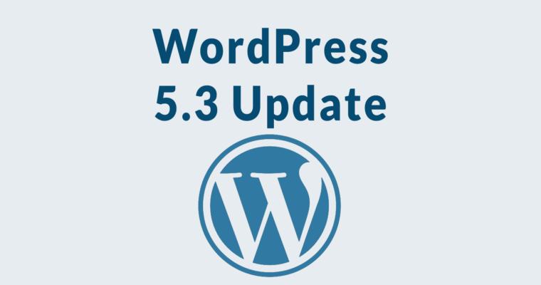 WordPress 5.3将改变它如何阻止索引