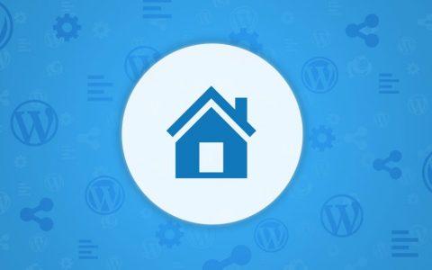 WordPress静态主页:如何设置它