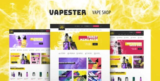 Vapester WordPress主题