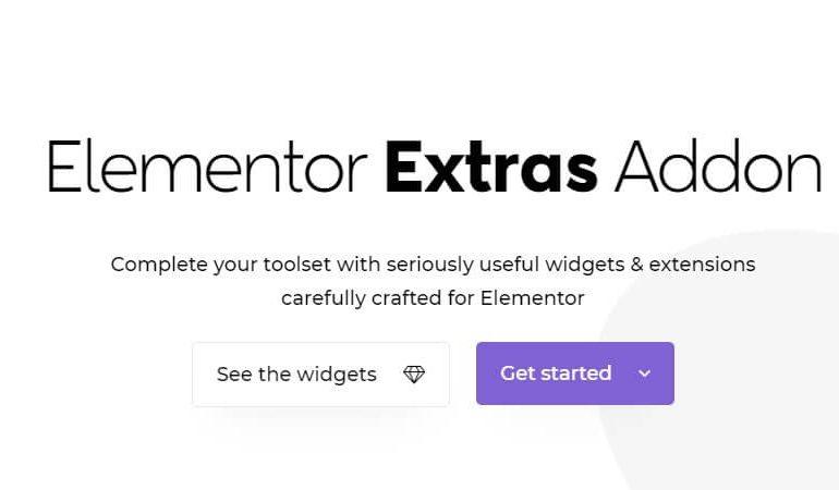 Elementor Extras插件