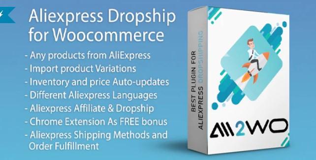 AliExpress Dropshipping Business插件