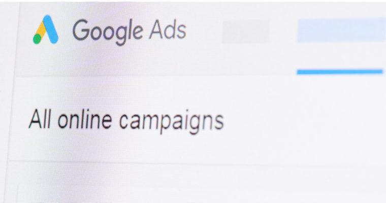 "Google Ads的新列改进了""按转换时间""报告"
