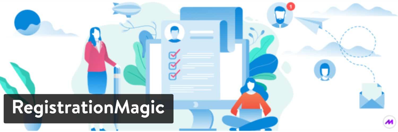 RegistrationMagic WordPress插件