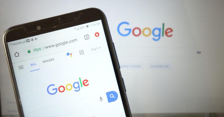 Google正在测试没有URL的搜索结果