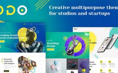 OGO v1.0 –创意多用途WordPress主题