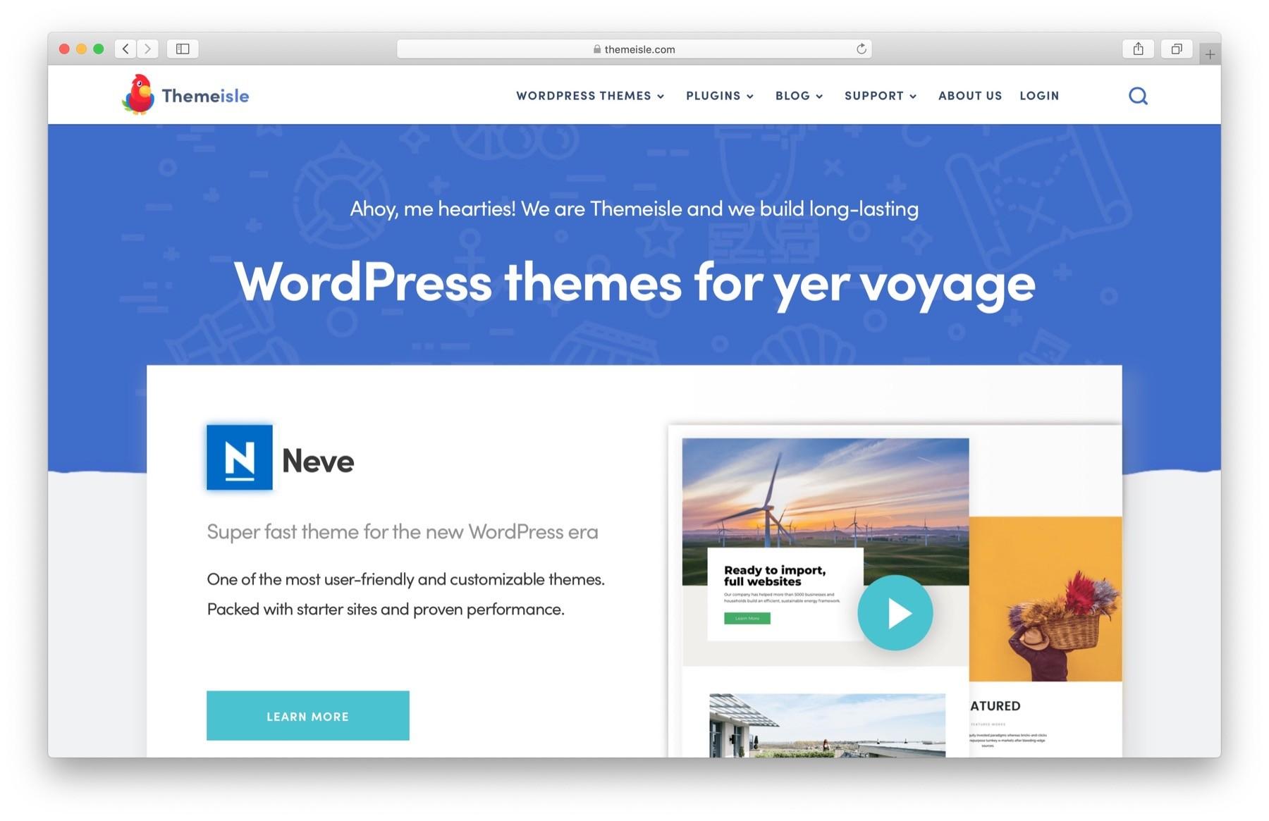 WordPress黑色星期五2019:ThemeIsle