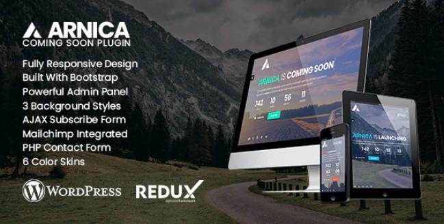 Arnica-即将推出的WordPress创意插件