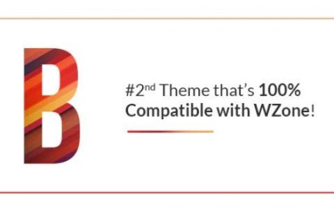Bravo Store v1.2 – WordPress的WZone会员主题