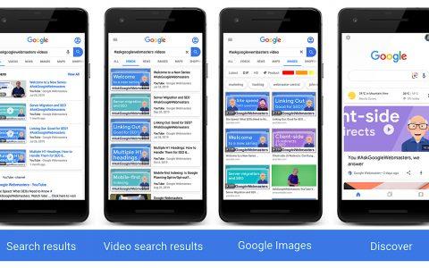Google提供有关最新视频结构化数据功能的新信息