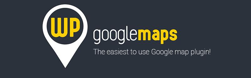 最佳地图插件:WP Google Maps