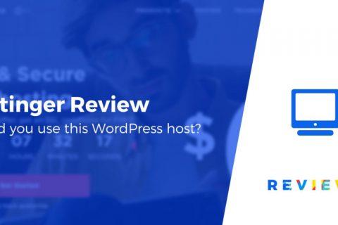 WordPress的Hostinger评论:这对您来说是个好选择吗?