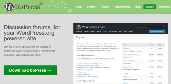 bbPress 2.6于2019年12月发布WordPress新闻摘要