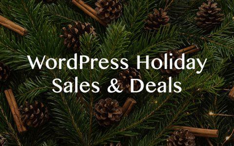 WordPress假日销售和交易2019 –主题,插件,托管等