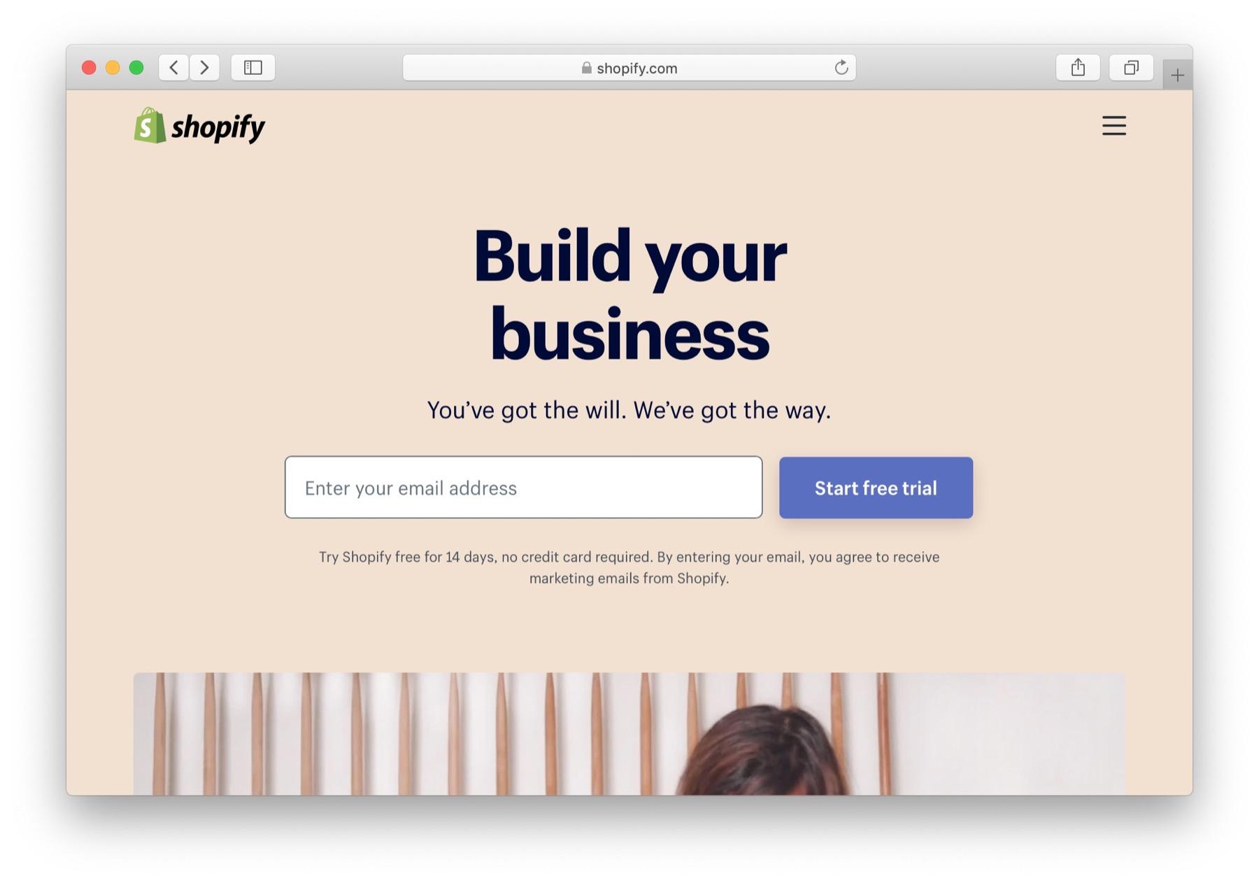 shopify-开展电子商务业务的绝佳平台