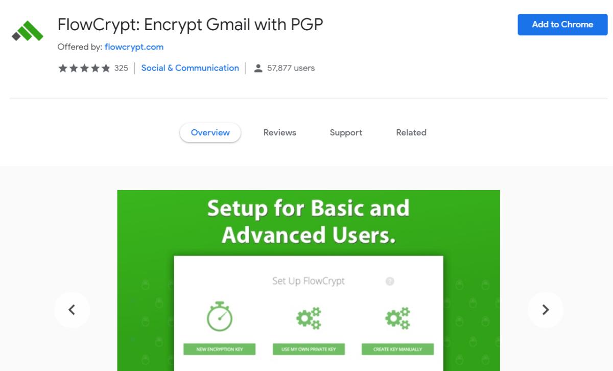 flowcrypt gmail加密1