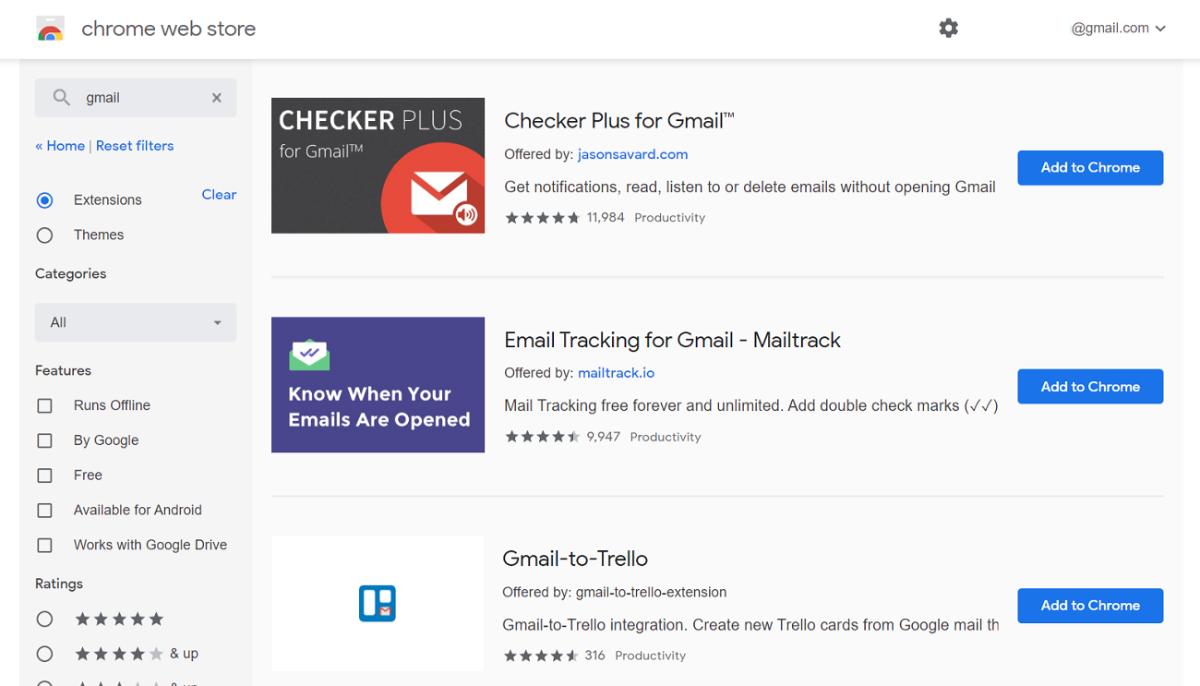 gmail扩展2