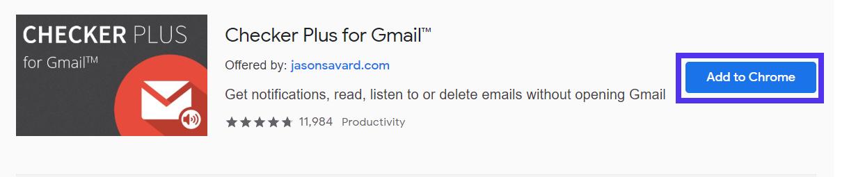 gmail扩展添加到chrome 3