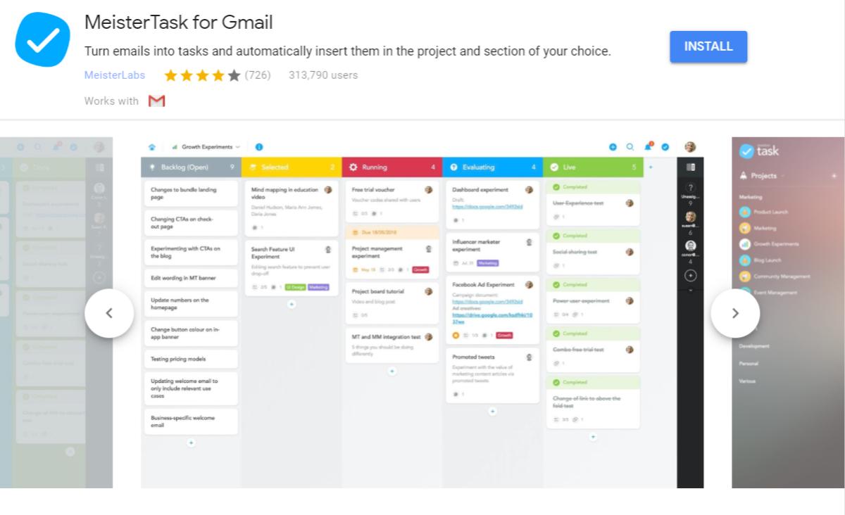 gmail 1的meistertask